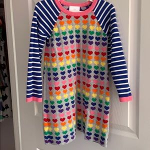 Hanna sweater dress